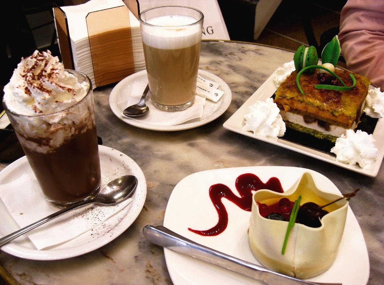 Coconut & Coffee